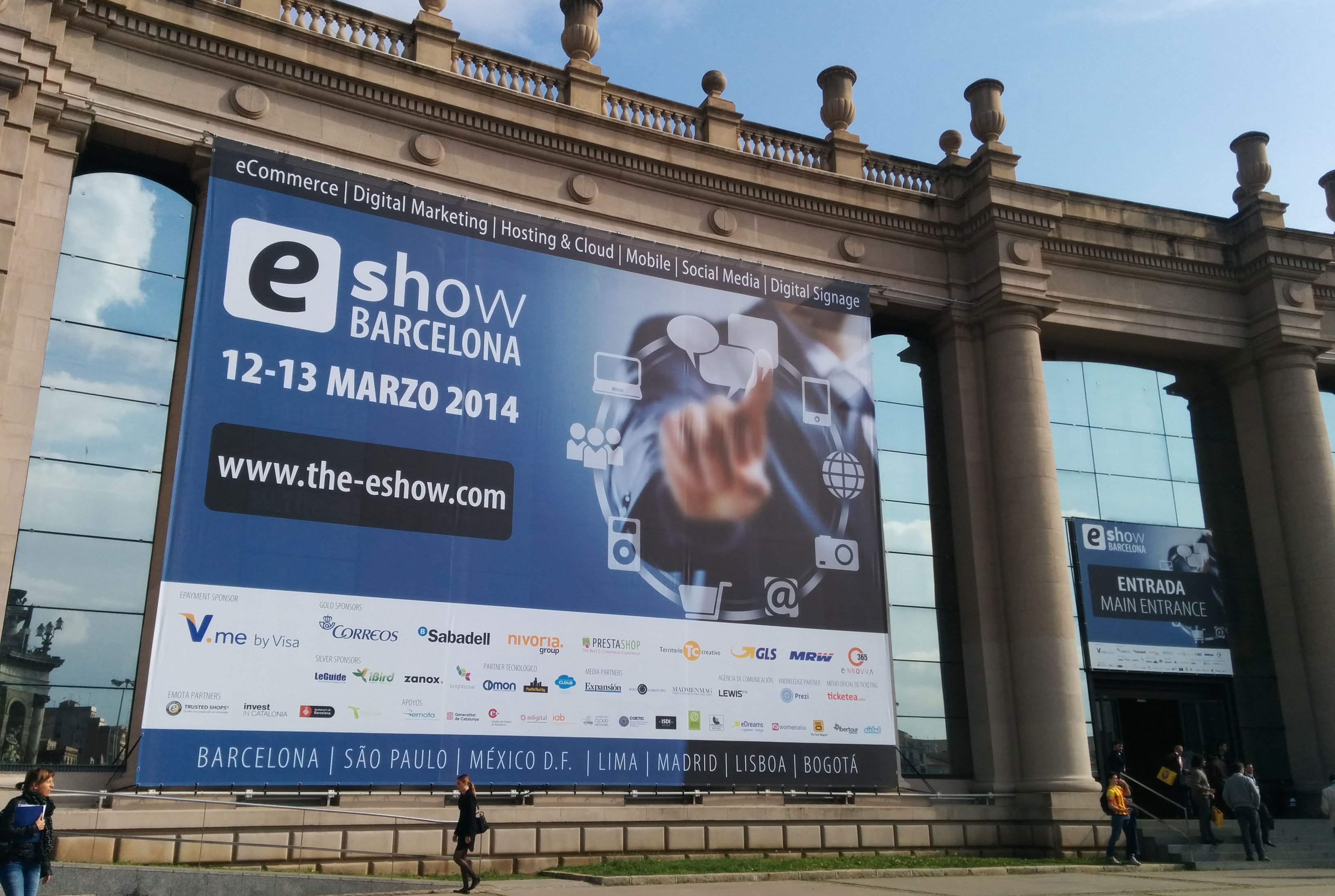 eShow Barcelona 2014