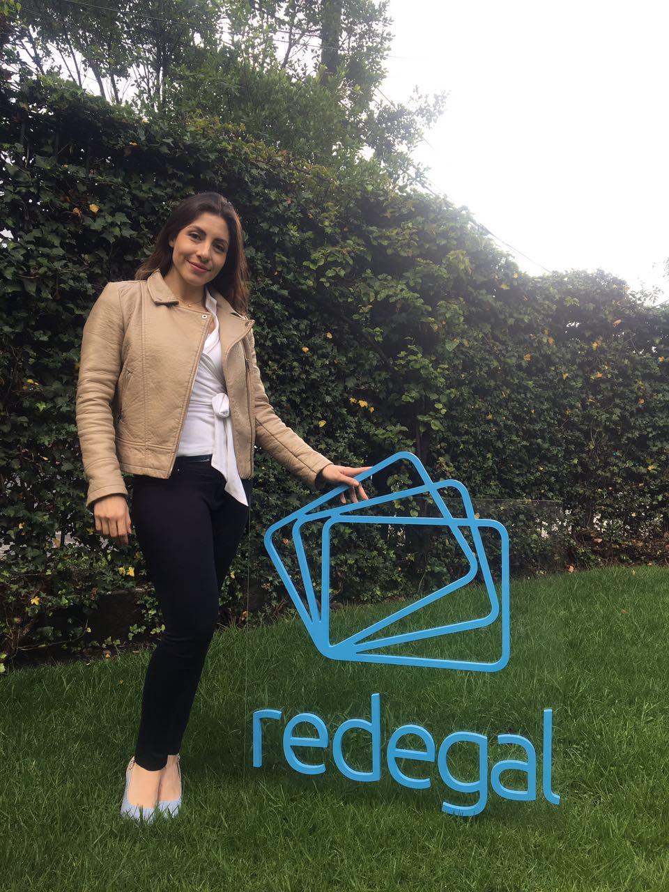 Anabelle Gutiérrez es la nueva CEO de Redegal en México