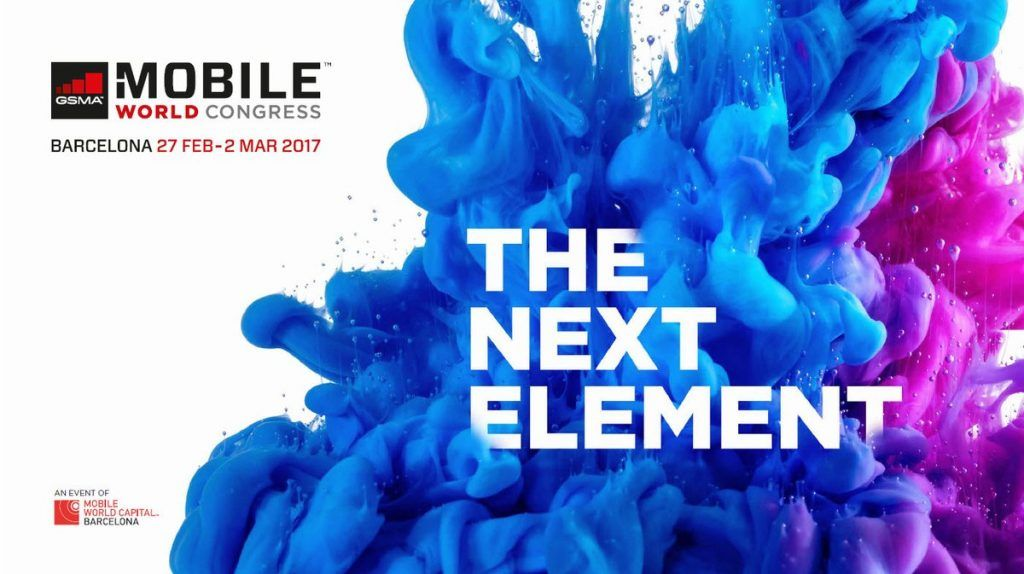 Mobile World Congress Barcelona 2017