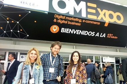 """The Future of Digital Business"": Redegal, un año más en OMExpo"