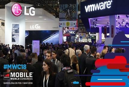Mobile World Congress 2018: las tendencias que los profesionales del marketing no deberían pasar por alto