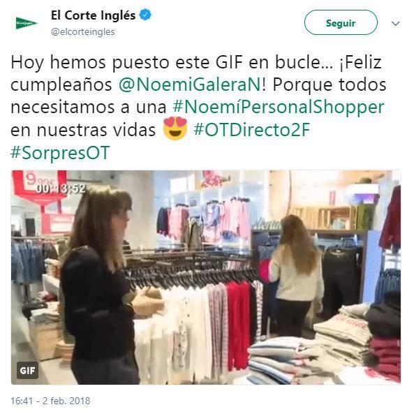 EL CORTE INGLES GIF