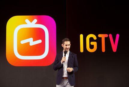Instagram celebra el billón de usuarios lanzando IGTV