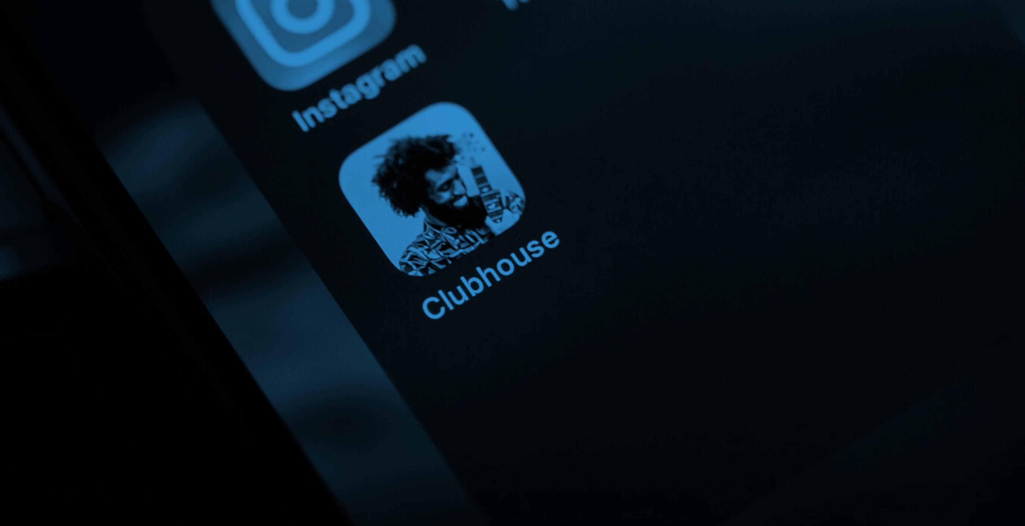 App Clubhouse, la aplicación de éxito de 2021